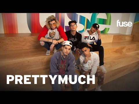 PRETTYMUCH Talks First Kisses and Crushes | Fuse First