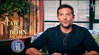Bradley Cooper On Making 'A Star Is Born' | Studio 10