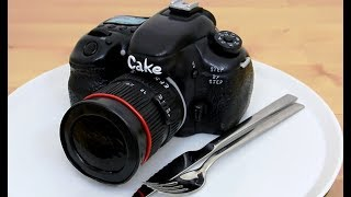 3D Camera Cake | How To Make by Cakes StepbyStep