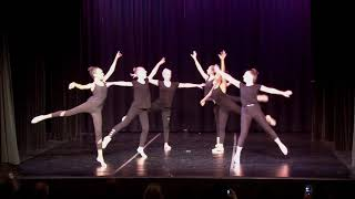 """Ballet Dance Routine: """"Waltz of the Hours"""" By Leo Delibes"""