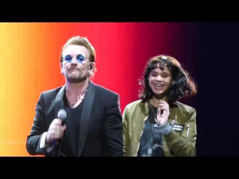 U2 Mysterious Ways, Amsterdam 2017-07-29 - U2gigs.com