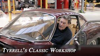 Ferrari Daytona & Lamborghini 350GT - Remedying 2 classic Italian V12s | Tyrrell's Classic Workshop