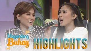 "Magandang Buhay: Toni and Alex share their ""Sinturon"" experiences"