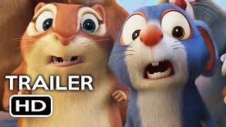 THE NUT JOB 2 TRAILER IN THEATERS 11 AUGUST