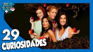 29 Curiosidades de Esposas Desesperadas  (SPOILERS)  - ¿Sabías qué..? #58   Popcorn News
