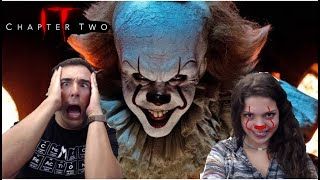 IT Chapter 2 - FINAL TRAILER | Reaction! | Pennywise vs. Pennywise (Part 1)!