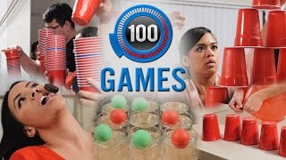 Minute to Win It: 100 Party Games | The Ultimate List