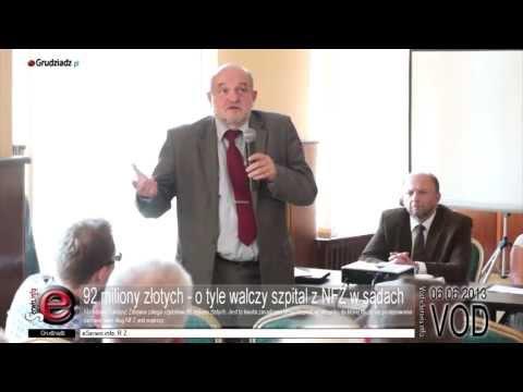 92 miliony złotych - o tyle walczy szpital z NFZ w sądach
