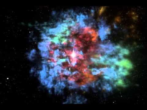 3-D Fly-Through of Cassiopeia A