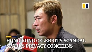 Hong Kong celebrity scandal sparks privacy concerns