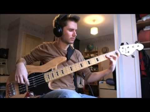 Bon Jovi - It's My Life [Bass Cover]