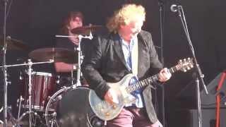 Bernie Marsden - Fool For Your Lovin' live @ Steelhouse Festival July 20 2014 Wales UK