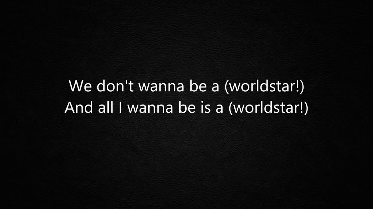 Childish Gambino - World Star Lyrics HD - YouTube