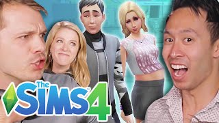 Worth It Meets Unsolved In The Sims 4