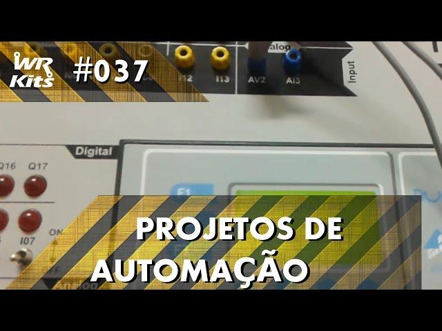 CONTROLE DE VELOCIDADE ALTERNATIVO COM CLP ALTUS DUO | Projetos de Automação #037