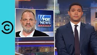 NBC News Covered For Harvey Weinstein For Almost A YEAR? | The Daily Show