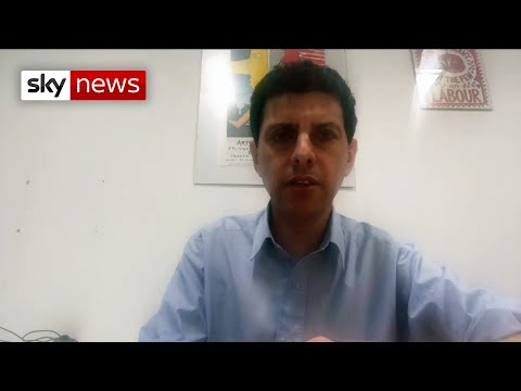 Labour MP self-isolates over COVID-19 virus fears