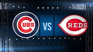 9/30/15: Jackson, Castro pace Cubs in rout of Reds