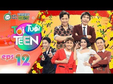 Tôi Tuổi Teen | Tập 12: TS Lê Thẩm Dương