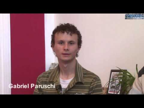 Medaglia d'oro a 18 anni: lui ipovedente