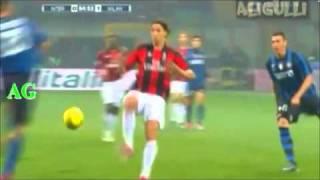 Ibrahimovic VS Materazzi