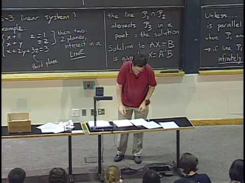 Baixar Lec 4 | MIT 18.02 Multivariable Calculus, Fall 2007