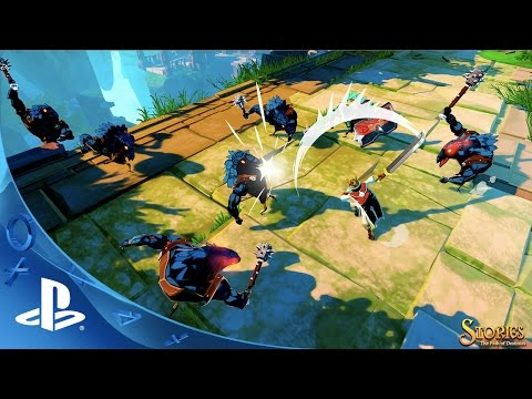 Stories The Path Of Destinies Trailer