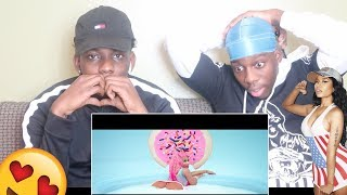 Nicki Minaj - Good Form ft. Lil Wayne - REACTION