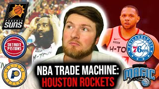 NBA Trade Machine: Houston Rockets