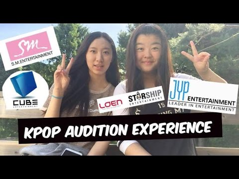 My Kpop Audition Experience Part 2 (SM & CUBE)