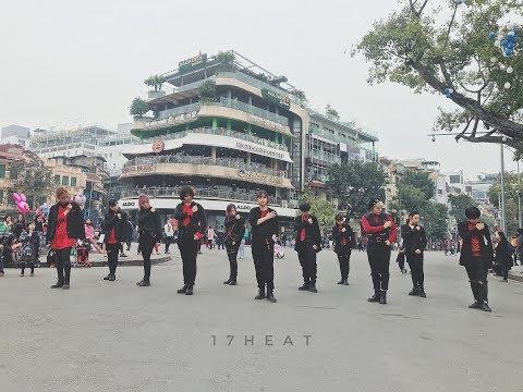[KPOP IN PUBLIC CHALLENGE] Wanna One (워너원) - 'Beautiful (뷰티풀)' Dance cover by 17HEAT from Vietnam