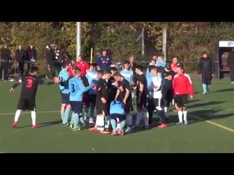 Barsbütteler SV - Düneberger SV (U19 A-Jugend, Landesliga, ALL 02) - Spielbericht | ELBKICK.TV