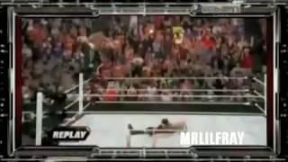 RANDY ORTON TOP 10 RKO'sof all time