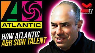 How Do A&R Executives Evaluate Talent - Pete Ganbarg - Atlantic Records - MUBUTV Insider Series