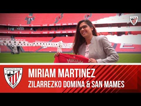 ❤️🤍 Miriam Martinez & San Mames | Txapeldunorde paralinpikoa Tokio 2020an