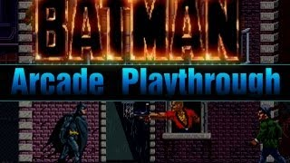 Game | Batman Arcade Playth | Batman Arcade Playth