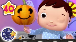 Let's Carve a Pumpkin Halloween Special | Halloween Songs For Kids | Little Baby Bum