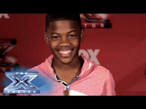 Yes, I Made It! Isaiah Alston - THE X FACTOR USA 2013 - Smashpipe Entertainment