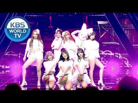 Pink Fantasy - IRIWA | 핑크판타지 - 이리와 [Music Bank / 2019.01.04]