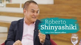 Sala de Visita - Entrevista com Roberto Shinyashiki