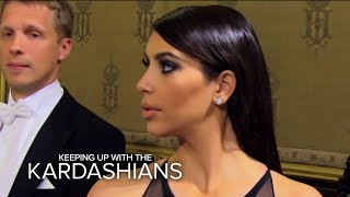KUWTK | Racist Jokester Ruins Opera Ball for Kim Kardashian | E!