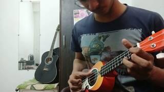 BBC SHERLOCK Theme Tune - The Game Is On. - Ukulele Cover By Amjad - BBC TV Series.
