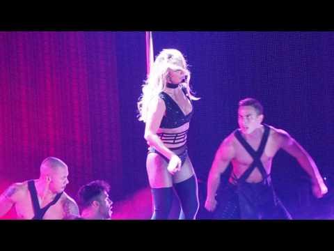 I'm a Slave 4 U - Britney Spears Live in Manila