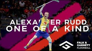 Alexander Rudd | One of a Kind | Floorball Skills