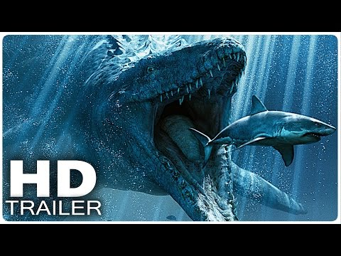 Jurassic World Alle Trailer 5:40   (Jurassic Park 4 Trailer German Deutsch) 2015
