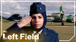 Wearing Hijab in the Military | NBC Left Field