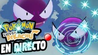 SHINY HUNTING GASTLY | Pokémon Let's GO, Pikachu!