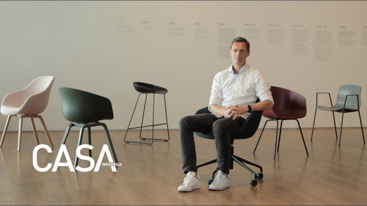 CASA Talk: Tradisi Desain Skandinavia Bagi Hee Welling