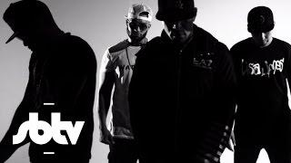 Harry Shotta, Skibadee, Eksman, Dreps, Grima & Azza   DNB Art Form [Music Video]: SBTV