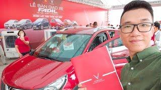 Trải nghiệm lái thử và Drift Vinfast Fadil
